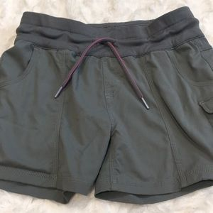 The North Face shorts. Size small. NWOT